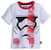 Disney Stormtrooper Ringer T-Shirt for Kids - Star Wars: The Last Jedi