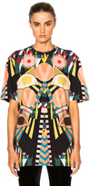 Givenchy Crazy Cleopatra Printed Jersey Tee