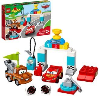 Disney LEGO Lightning McQueen's Race Day 10924