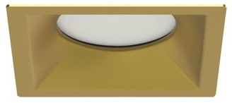 Contrast Lighting Ardito 2.5 in. Square Regressed LED Shower Trim