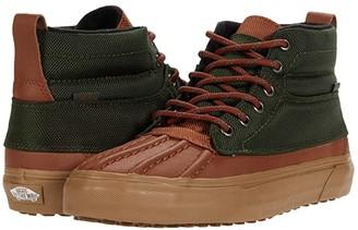 Vans SK8-Hi Del Pato MTE ((MTE) Black/Grape Leaf) Shoes