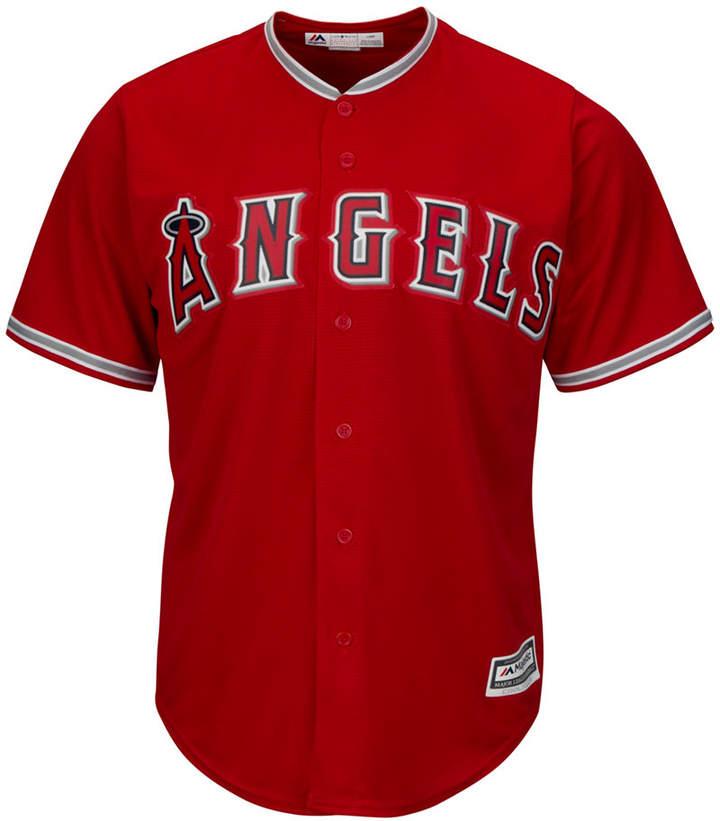 Majestic Men Los Angeles Angels of Anaheim Replica Jersey