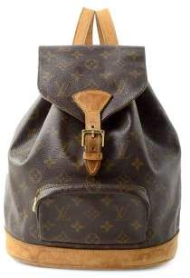 Louis Vuitton Vintage Monogram Montsouris MM Backpack