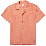 SASQUATCHfabrix. Camp-Collar Voile Shirt