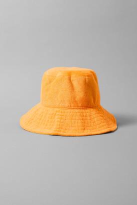 Weekday Thrill Bucket Hat - Yellow