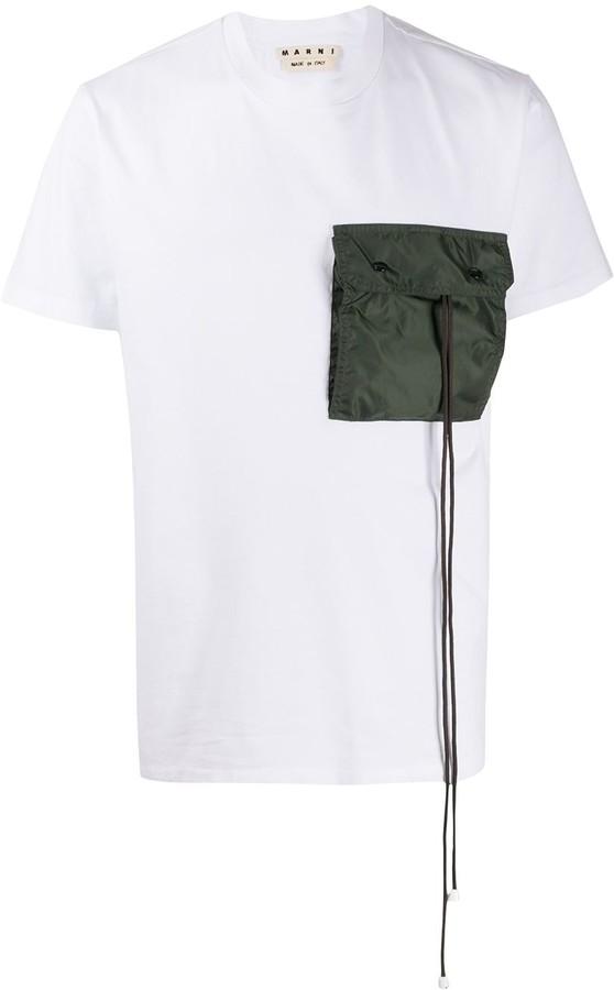 Marni cargo-pocket T-shirt