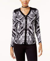 INC International Concepts Embellished Top, Created for Macy's