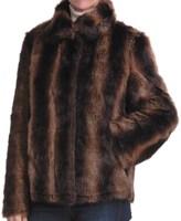 Parkhurst Reversible Faux-Fur Jacket (For Women)