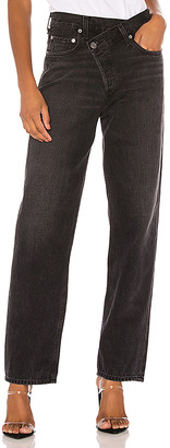 AGOLDE Criss Cross Straight. - size 23 (also