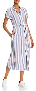 Bella Dahl Striped Shirtdress