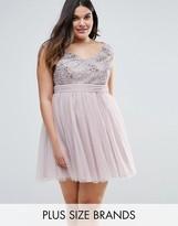 Plus Size Sequin Skirt - ShopStyle