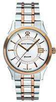Revue Thommen Men's 21015-2152 New Grandville Analog Display Swiss Automatic Two Tone Watch