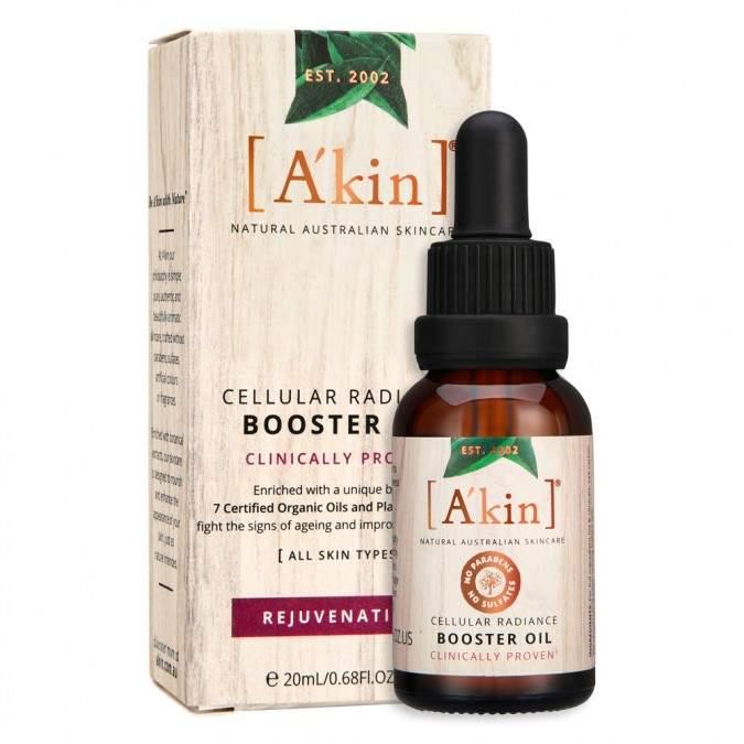 Akin A'kin Cellular Radiance Booster Oil 20 mL