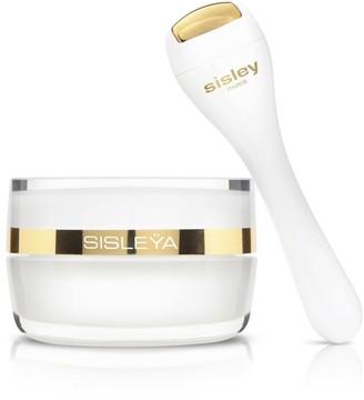 Sisley Paris Sisleya L'Integral Anti-Age Eye And Lip Contour Cream & Limited Edition Massage Tool