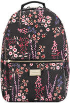 Emporio Armani floral printed backpack