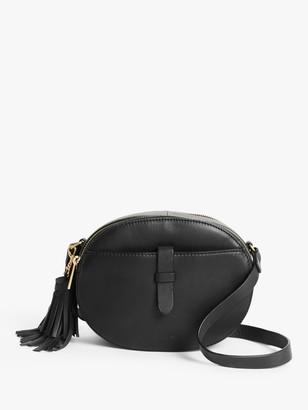 Day Et DAY et Rome Cross Body Leather Bag, Black