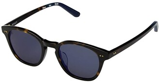 Toms Wyatt Zeiss (Whiskey Tortoise) Fashion Sunglasses