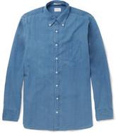 Gant Button-Down Collar Cotton Shirt
