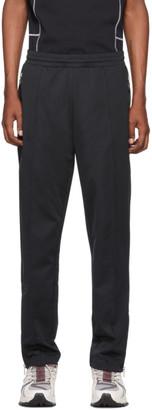 Li-Ning Black Zipper Casual Lounge Pants