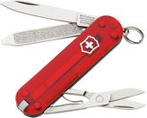 Victorinox NEW Knife Classic Cyber Red