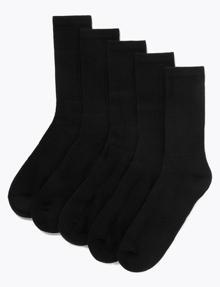Marks and Spencer 5 Pack Cool & Fresh Sports Socks