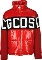Gcds Padded Logo Jacket
