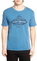 Lucky Brand Men's Too Tough Diamond T-Shirt