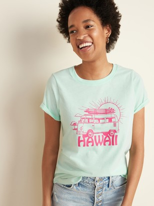 Old Navy Hawaii Graphic Tee for Women