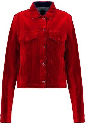 MM6 MAISON MARGIELA Denim outerwear