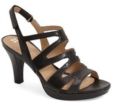 Naturalizer 'Pressley' Slingback Platform Sandal (Women)