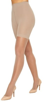 Donna Karan Hosiery Signature Sheer Satin Control Top Pantyhose