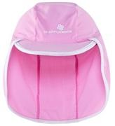 Snapper Rock Pink UPF 50+ Sun Flap Hat