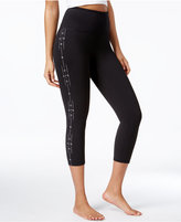 Gaiam Tyra Om Capri Yoga Leggings