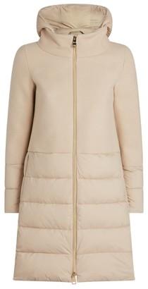 Herno Padded Longline Puffer Coat