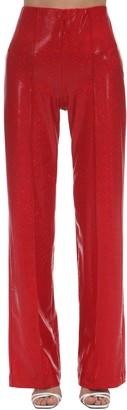 Saks Potts Lissay Shimmer Stretch Jersey Pants