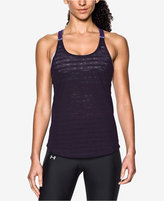 Under Armour HeatGear Supervent Cross-Back Tank Top