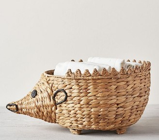 Pottery Barn Kids Shaped Hedgehog Diaper Caddy