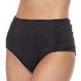 Apt. 9 Women's Solid High Waist Bikini Bottoms