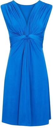Yumi Knot Detail Bodycon Dress
