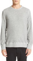 Rag & Bone Men's Toweling Sweatshirt