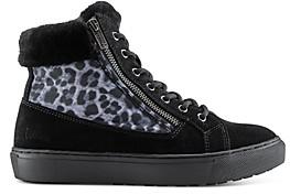Cougar Women's Dublin Waterproof High-Top Sneakers