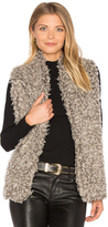 BCBGeneration Shawl Collar Vest