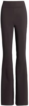 Chiara Boni Venus Jersey Flare Pants