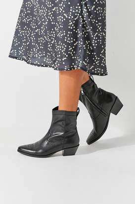 Vagabond Shoemakers Emily Short Suede Boot