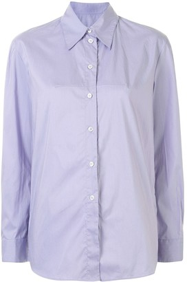 MM6 MAISON MARGIELA Long Sleeve Button-Up Shirt