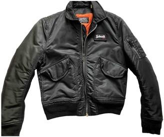 Schott Black Jacket for Women