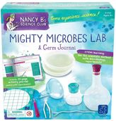 Educational Insights Nancy B's Science Club Mighty Microbes Lab & Germ Journal