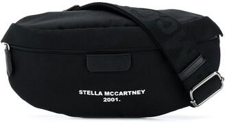 Stella McCartney Logo Print Belt Bag