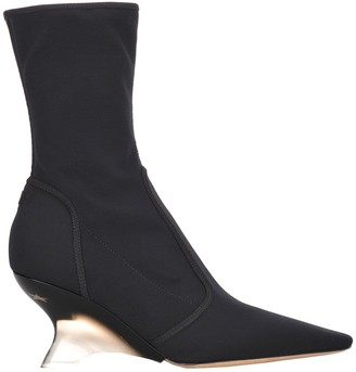 Christian Dior Etoile Ankle Boots