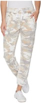 Allen Allen Camo Jog Pants Women's Casual Pants